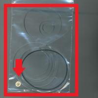 IWC フリーガー クロノグラフ(Rif.3706) オーバーホール・パッキン交換・ゼンマイ交換・切り換え車交換