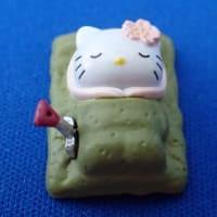 ご当地キティ 595-2 鹿児島 砂風呂 2008 Kagoshima Sand-bath