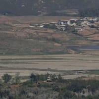 北朝鮮で大干ばつ、食料支援の要求に疑問の声も。 制裁解除へ向けて米国に圧力をかけるのが狙いだとみる専門家も