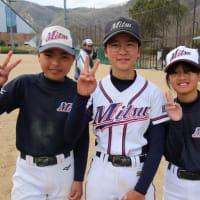 女子野球も盛んですよ