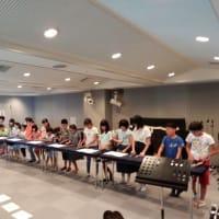 夏の講座 ベル体験