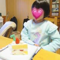 BENIさん7歳の誕生日🎂