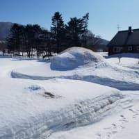 雪どけクイズ終了