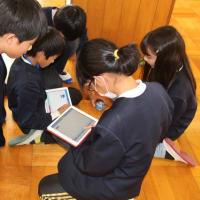 6年生プログラミングに挑戦j!(2月20日)