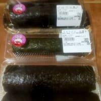 わが町の巻き寿司価格は(笑)