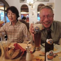 スイス旅行3日目  サース・フェー バス🚌テーシュ駅🚌ツェルマット 夕食 №20「306」