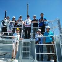 長崎での「橋の日」活動、報告写真