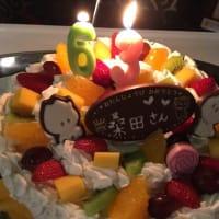 桑田さん誕生日!そして結婚記念日!