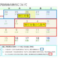 GOTOトラベルを利用した、札幌市・大阪市が目的地の旅行について(改定)