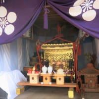 鎌倉荏柄天神社・筆供養