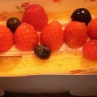 わかどん 九十九里の帰り イチゴのケーキ・フラガリア×アナナッサへ