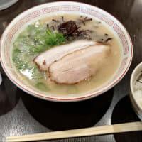 北千住 濱田屋さんの博多ラーメンを再度紹介します。