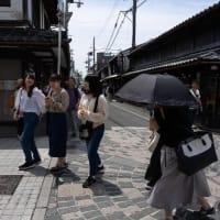 長浜・黒壁スクエア散策(6)