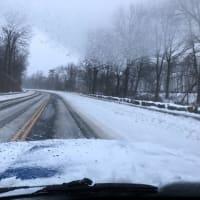雪道の運転は自己との対話で進む