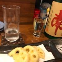 覚家さんに秋酒続々。