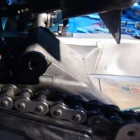 バンディット1250F-ローダウンリンク取付顛末