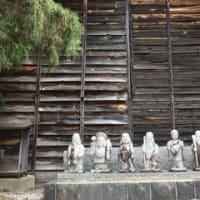 奈良井宿 木曽七福神