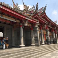 大仙人単独の初海外合宿第一回~台湾台北2019開運道教寺院巡り合宿