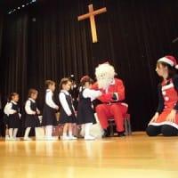 全学年☆クリスマス会♪