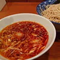 丸木屋 辛つけ麺@上田市