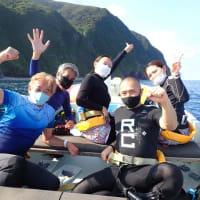 2020.8/3-5 御蔵島ドルフィンスイムツアー