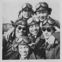 人吉海軍航空基地資料館に航空眼鏡を寄贈する