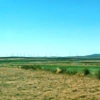 風車セットバックは2km?:スペイン
