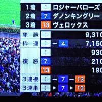 5/27 ダービー NHKでもやっていた