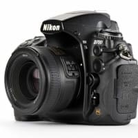 Nikon D700、つちのこカメラ