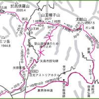 日光讃歌(61)日光三山  「太郎山・日本三百名山」