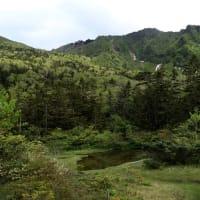 上坊登山口〜ツルハシ〜平笠不動〜お花畑〜七滝 6/18