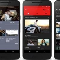 Google Luncurkan Aplikasi YouTube Music Untuk Android & iOS