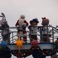 パークのクリスマスを観なければ...