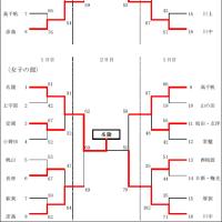 〔大会結果〕第66回山口県中学校春季体育大会