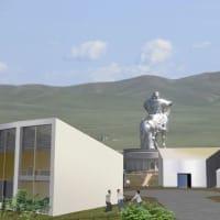 ジンギスカンパーク計画  Chinggis Khaan Park Project
