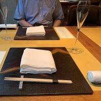 ザ・リッツ・カールトン京都「水暉」にてディナー