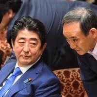 驚きの菅新首相への委譲。古山貴朗 2020/09/25