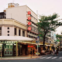 東京堂書店・札の辻交差点