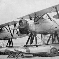 詫間海軍航空隊(1944年4月)の写真は九四式水上偵察機か?