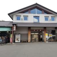 茂木駅のSL C12