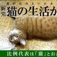 新党 「猫の生活が第一」