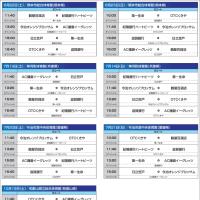 〔地域リーグ〕2019年度社会人地域リーグ(女子西日本)日立笠戸1勝1敗