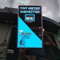 TINT METER INSPECTOR