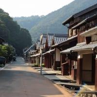 若狭 瓜割の滝&熊川宿