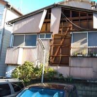 台風被害、その後の話
