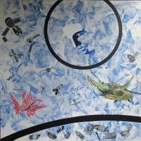 「週末に楽しむ絵画」北口久人さん新世紀展で活躍