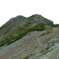 百名山 2003 甲斐駒ヶ岳 仙丈ヶ岳 その2