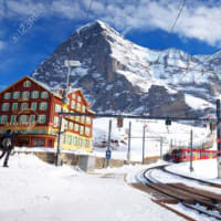 旅に出たいなぁ! 初海外旅行の思い出  スイス編 ②