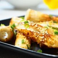 ♪海鮮丼&新じゃがポテトサラダ♪