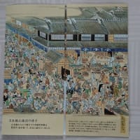 #0107 -'19. 熈代勝覧(きだいしょうらん) 絵巻